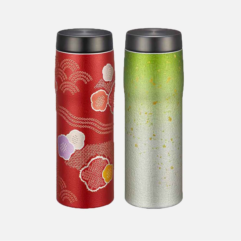 Tiger Traditional Design Stainless Steel Bottle MJX-A481 (Limited Edition)