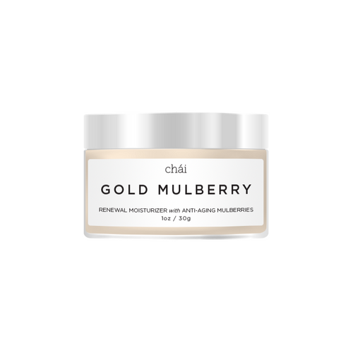 GOLD MULBERRY Renewal Moisturizer