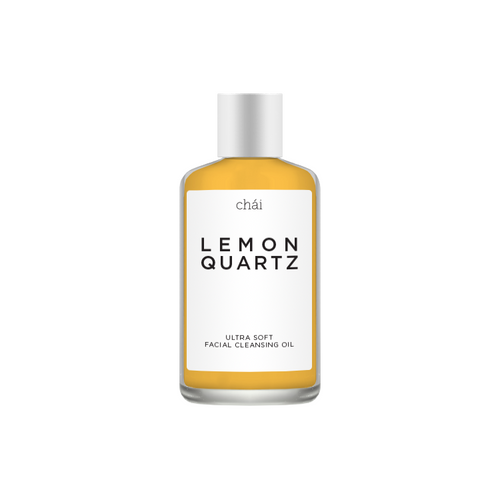 LEMON QUARTZ Ultra Soft Facial Cleansing Oil