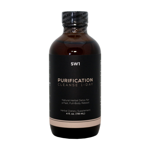 PURIFICATION 1-DAY CLEANSE Herbal Dietary Supplement