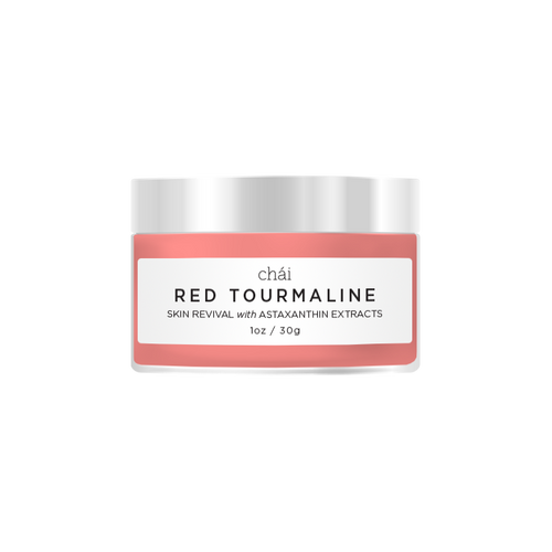 RED TOURMALINE Skin Revival with Astaxanthin Extracts