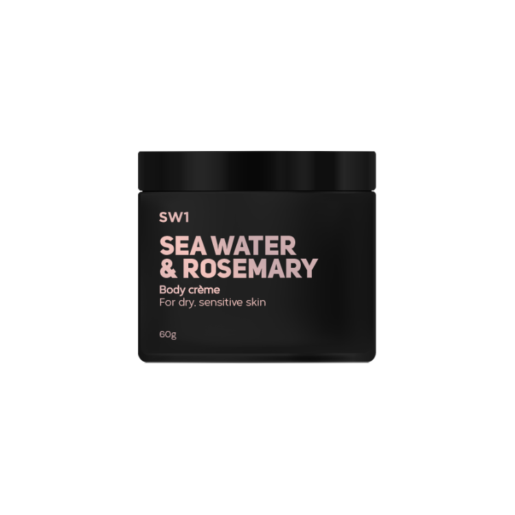 Sea Water & Rosemary Body Creme