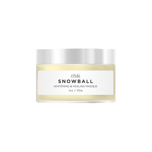 SNOWBALL Whitening & Healing Masque