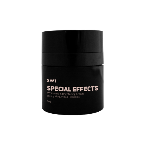 SPECIAL EFFECTS Whitening & Brightening Cream