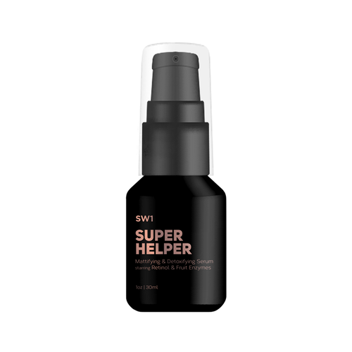 SUPER HELPER Mattifying & Detoxifying Serum