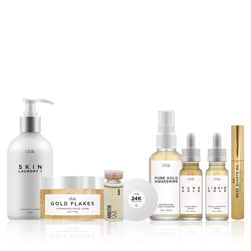 The Gold Standard Skincare Kit
