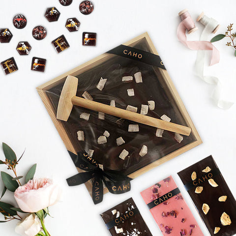Tasting Club Subscription Box - Caho Chocolatier