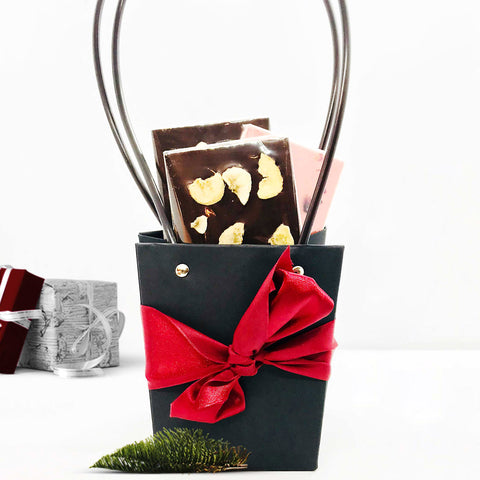 Black Edition Bag - Caho Chocolatier