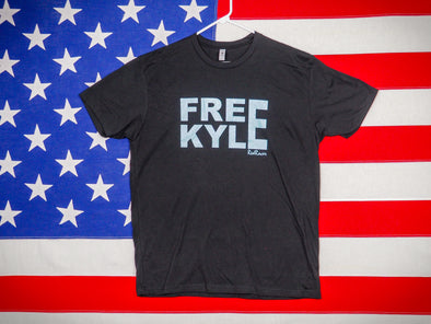 Men's FREE KYLE T-Shirt / Premium Cotton-Poly Blend