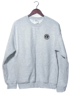 PBA Patched Crew, Grey