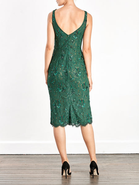 Moss & Spy Absinthe Dress