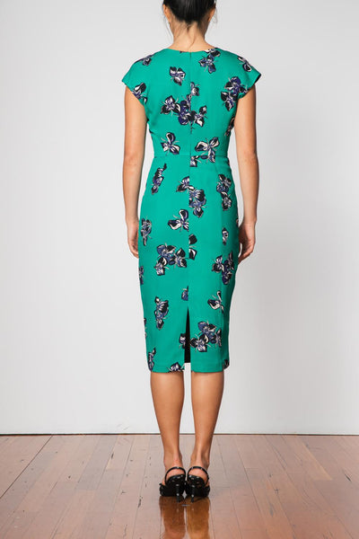 Valencia Dress - Moss & Spy