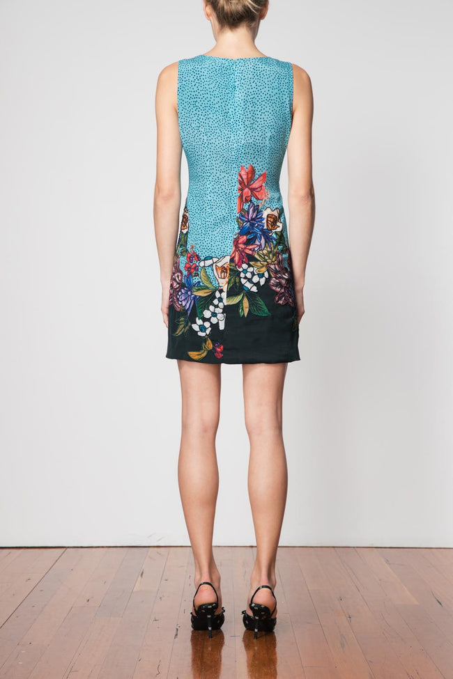 Allegria Beaded Dress - Moss & Spy