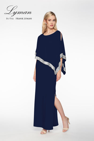 Frank Lyman Dress - Midnight