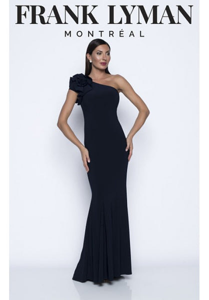 Frank Lyman Navy Dress