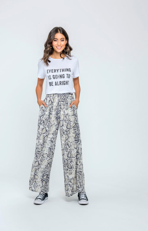 Briar Pants - Python Print - Tuesday