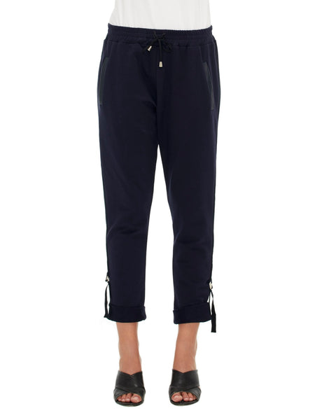 Navy Pants - Sabatini