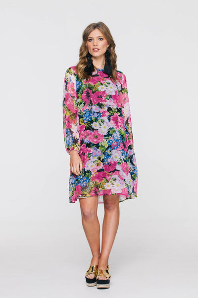 Shilo Dress - Boho Pink - David Pond
