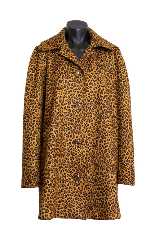 Dolittle Coat - Mustard