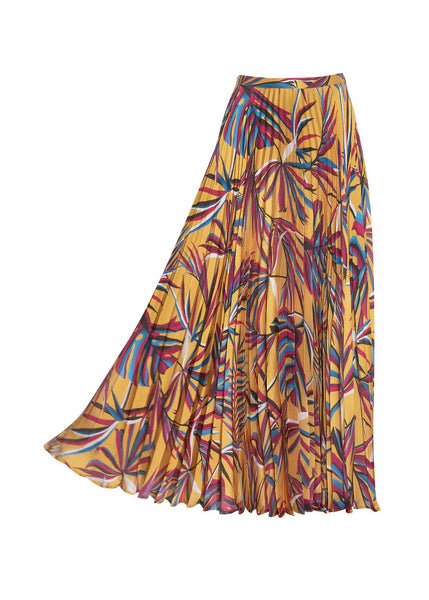 Sunray Pleated Skirt - Paula Ryan