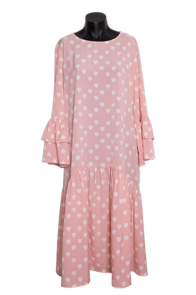 Gatsby Dress - Pink