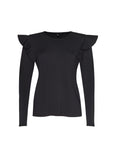 Ruffle Sleeve Top - Paula Ryan