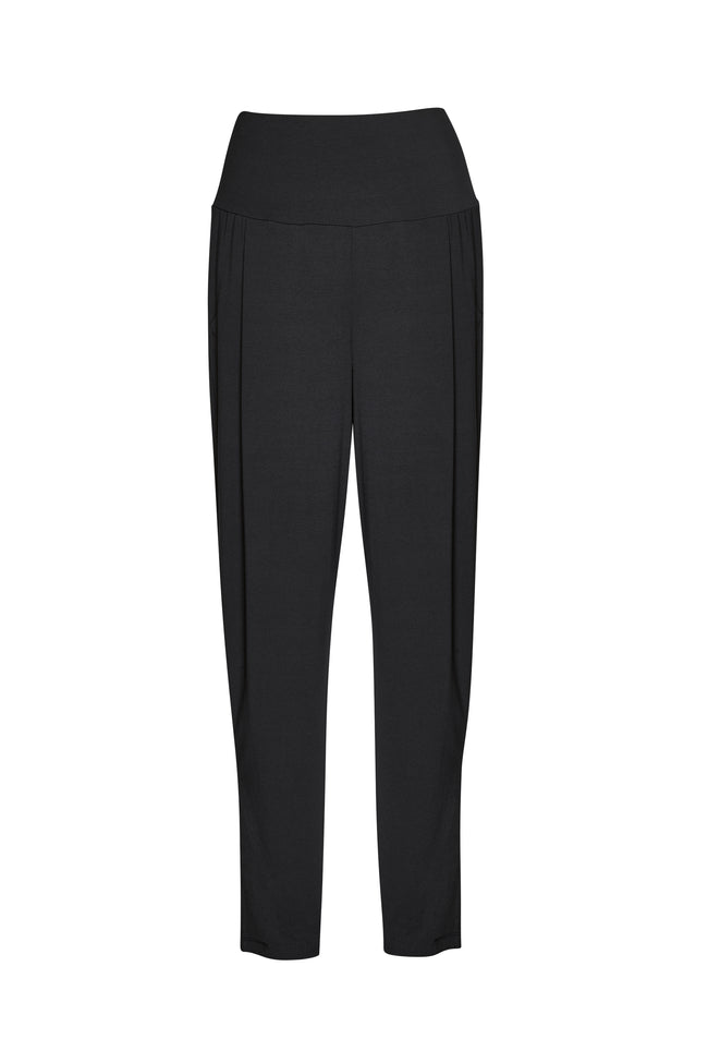 Ankle Pleat Pant - Micro Modal - Paula Ryan