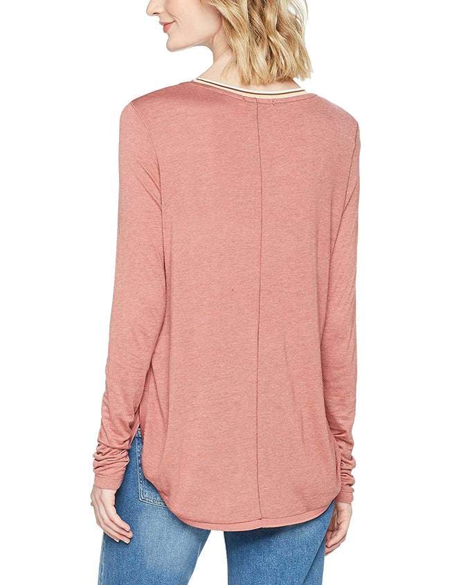 L/S Top Rose - Scotch & Soda