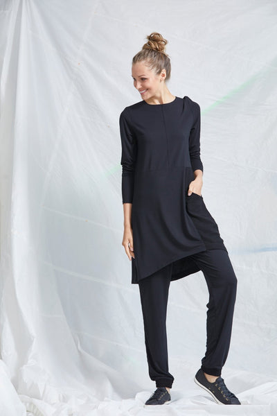3/4 Sleeve Spiced Tunic