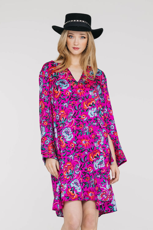 Batik Dress - Kitson - David Pond
