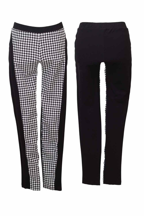 Bittermoon Chaplin Pant - Black/White