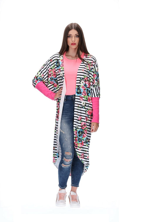 Charlo Lizzy Reversible Cardi