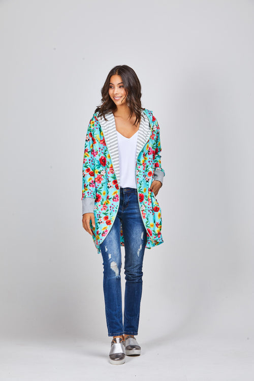 Stevie Reversible Cardi