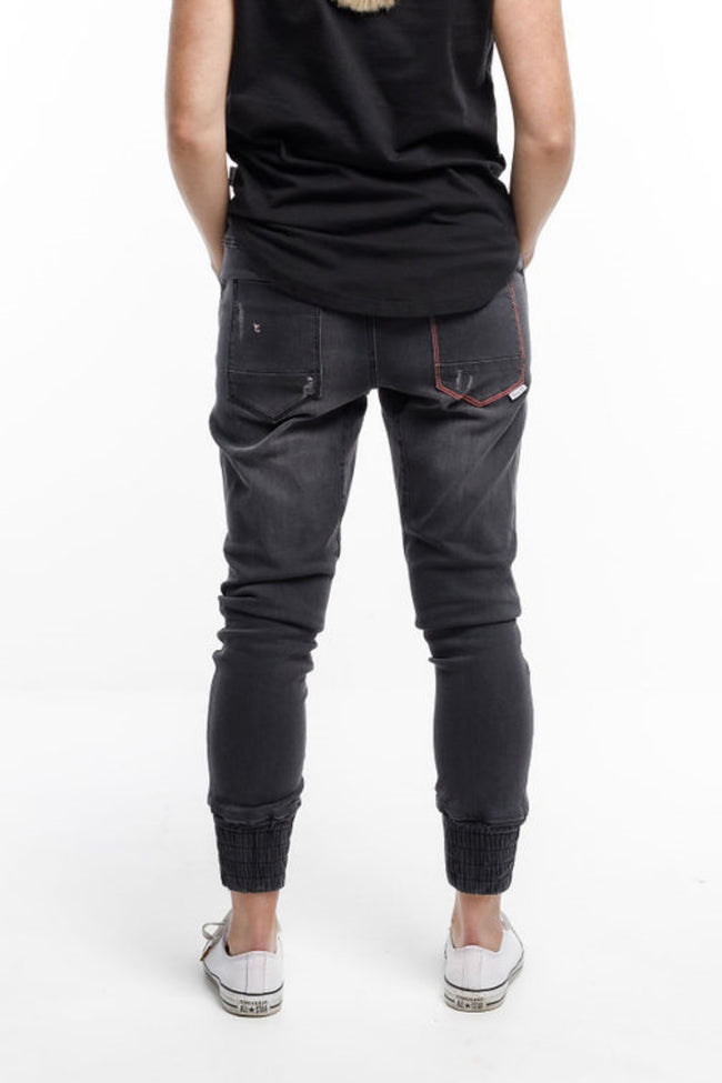 Home Lee Weekender Jeans - Black