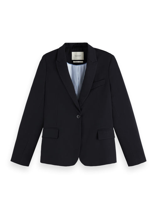 Scotch & Soda Calssic Tailored Blazer - Night