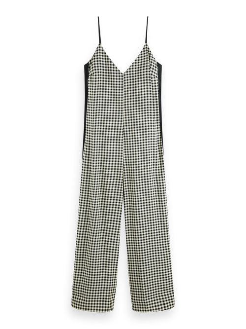 Scotch & Soda Wide Leg Jumpsuit