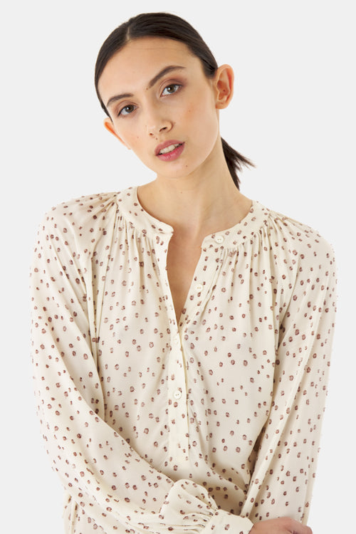 Kate Sylvester Hope Blouse - Ivory