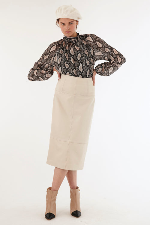 Billy Skirt - Ivory