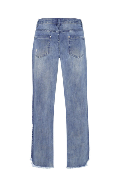 Loobies Story Carmelita Jean - Light Wash