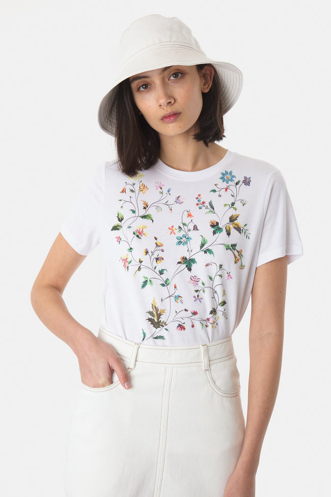 Meadow T-Shirt White