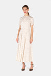 Kate Sylvester Nan Dress - Ivory