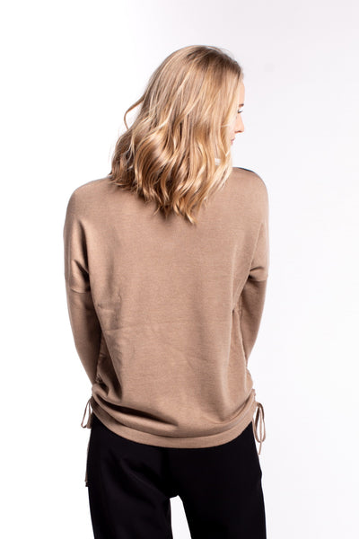 Seduce Sofia Knit - Latte