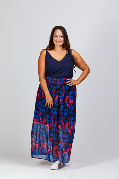 Beth Maxi Skirt - Stella Royal