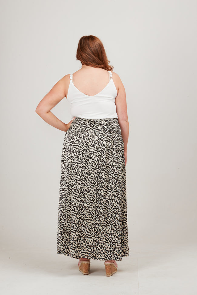 Alicia Maxi Skirt - Stella Royal