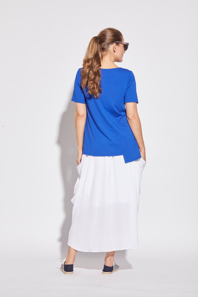 Basque Pocket Skirt - Paula Ryan