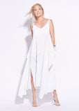 Ribbon Shoulder Dress - Paula Ryan