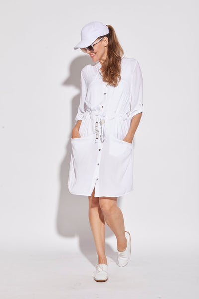 Duster Shirtdress - Paula Ryan