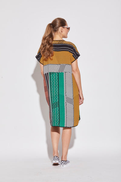 Jericho Dress - Paula Ryan