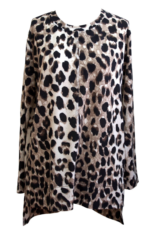 Bittermoon Weekender Top - Animal Print