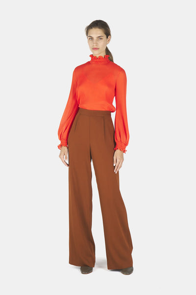 Kate Sylvester Therese Top - Coral